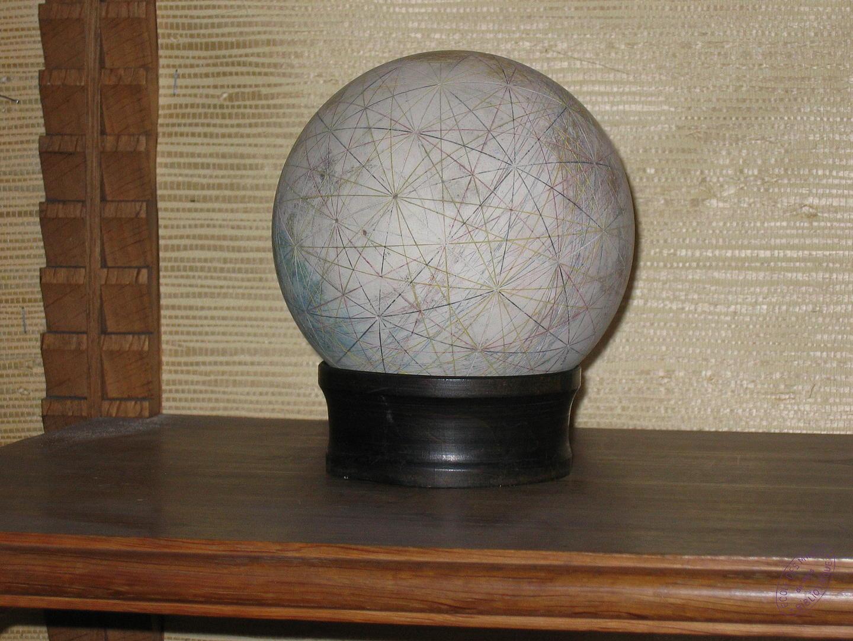 Globe Chancourtois A1