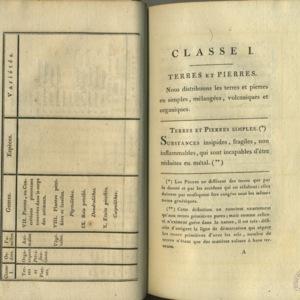 Catalogue méthodique et raisonné de la collection minéralogique de Mlle Eleonore de Born.