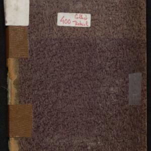 Catalogues du musée : Tome 7
