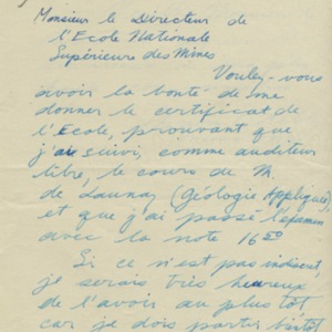 Lettre de Sherwin F Kelly 1920 recto.jpeg