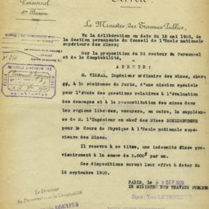 Nomination Vignal 1920.jpeg