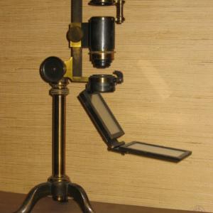 Microscope à lumière convergente