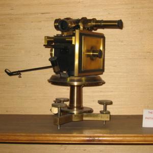 Théodolite photographique