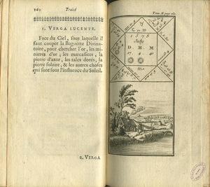 La physique occulte, ou traité de la baguette divinatoire, tome second