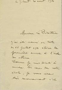 Lettre de R. Payrou (2)