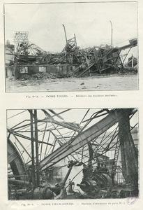 Photographie des fosses des mines d'Anzin