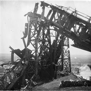 Photographie de la fosse 15 de la mine de Loos-en-Gohelle