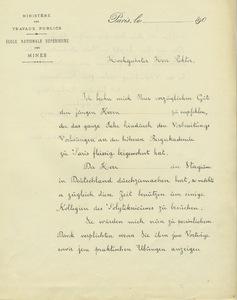 Modèle de lettre de recommandation en allemand